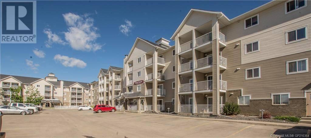 Condo for sale at 11230 104 Ave Unit 113 Grande Prairie Alberta - MLS: GP210364