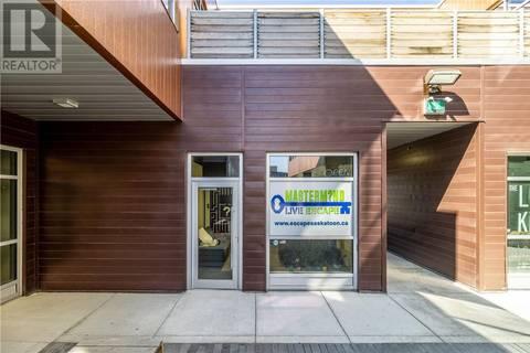 Commercial property for sale at 123 B Ave S Unit 113 Saskatoon Saskatchewan - MLS: SK805062