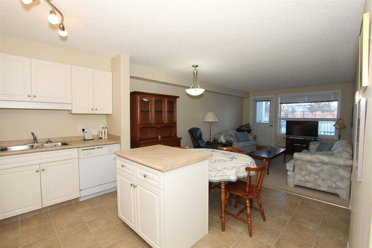 Condo for sale at 13635 34 St Nw Unit 113 Edmonton Alberta - MLS: E4174762
