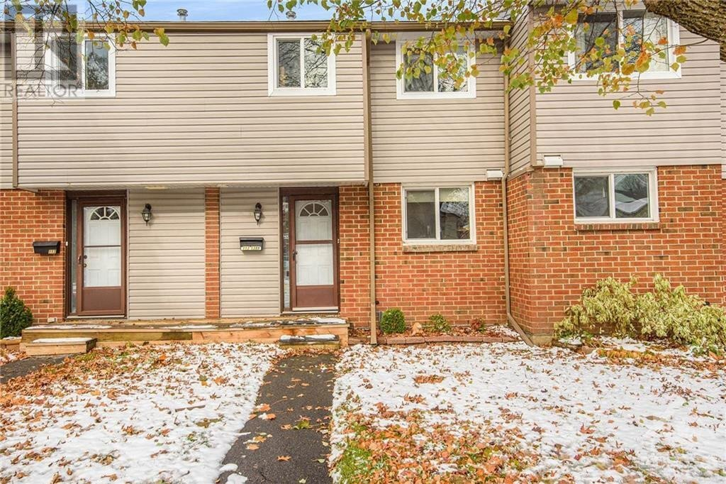 Townhouse for sale at 1389 Palmerston Dr Unit 113 Gloucester Ontario - MLS: 1219031