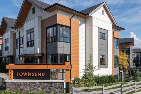 Townhouse for sale at 15111 Edmund Dr Unit 113 Surrey British Columbia - MLS: R2416324