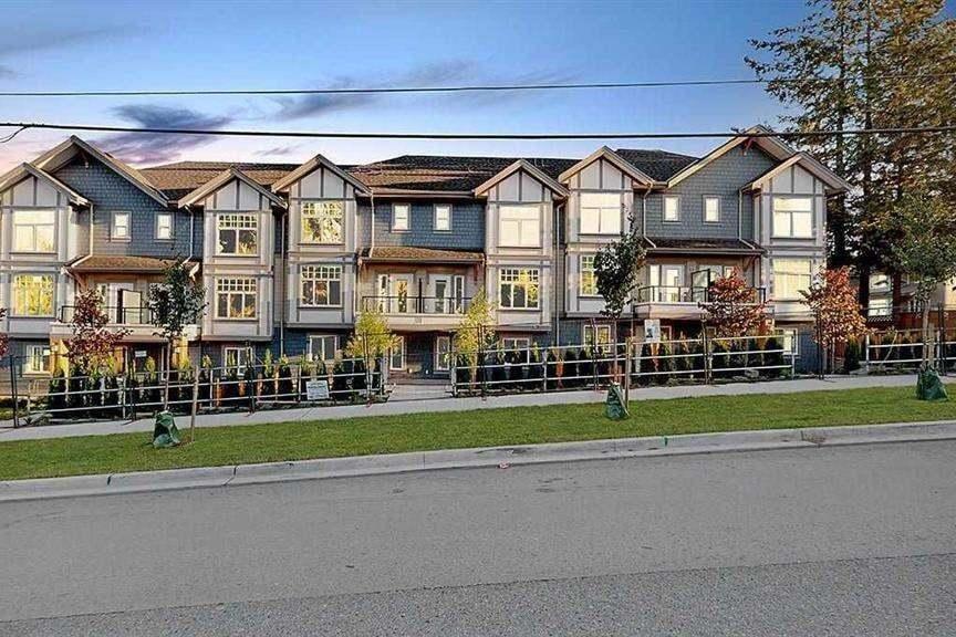 Buliding: 15170 60 Avenue, Surrey, BC