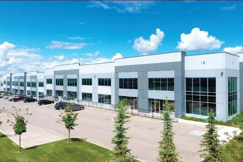 Commercial property for sale at 18 Highland Park Wy NE Unit 113 East Lake Industrial, Airdrie Alberta - MLS: C4258851