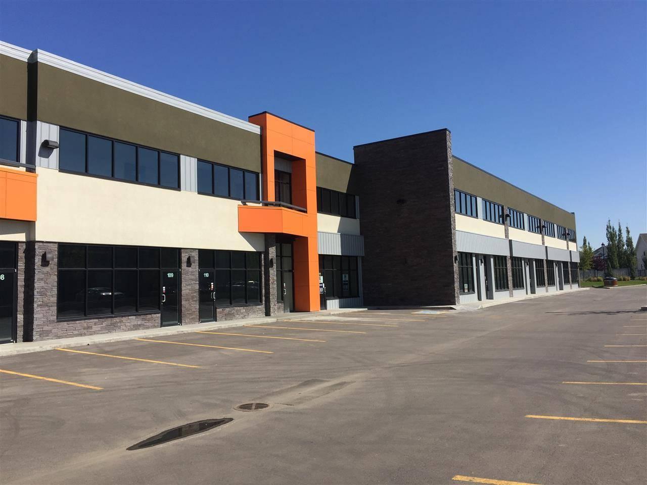 Commercial property for sale at 1803 91 St Sw Unit 113 Edmonton Alberta - MLS: E4169969