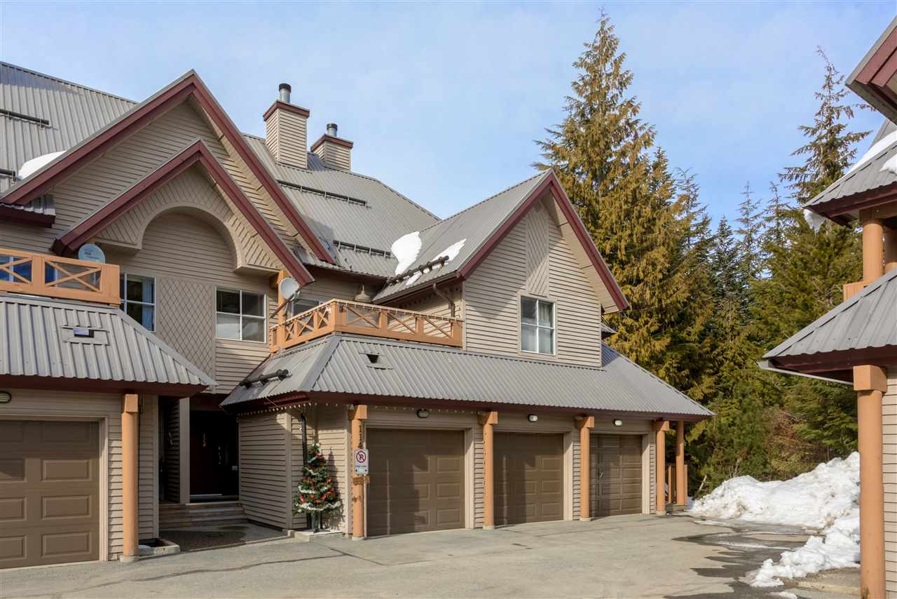 Sold: 113 - 2222 Castle Drive, Whistler, BC