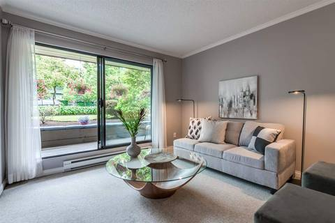 Condo for sale at 251 4th St W Unit 113 North Vancouver British Columbia - MLS: R2387739