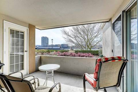 Condo for sale at 3 Renaissance Sq Unit 113 New Westminster British Columbia - MLS: R2447401