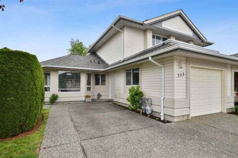 Townhouse for sale at 31406 Upper Maclure Rd Unit 113 Abbotsford British Columbia - MLS: R2459353