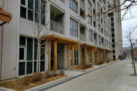 Apartment for rent at 35 Bastion St Unit 113 Toronto Ontario - MLS: C4608084