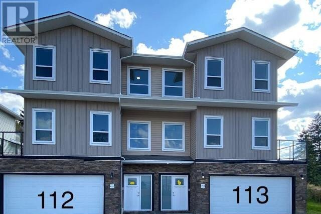 Townhouse for sale at 438 Waddington Drive  Unit 113 Kamloops British Columbia - MLS: 158001