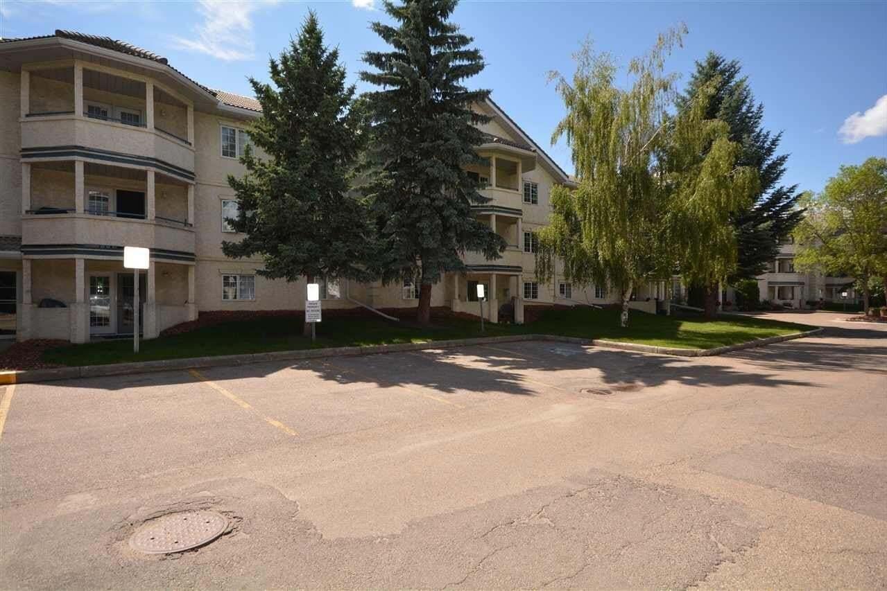Condo for sale at 45 Gervais Rd Unit 113 St. Albert Alberta - MLS: E4204706