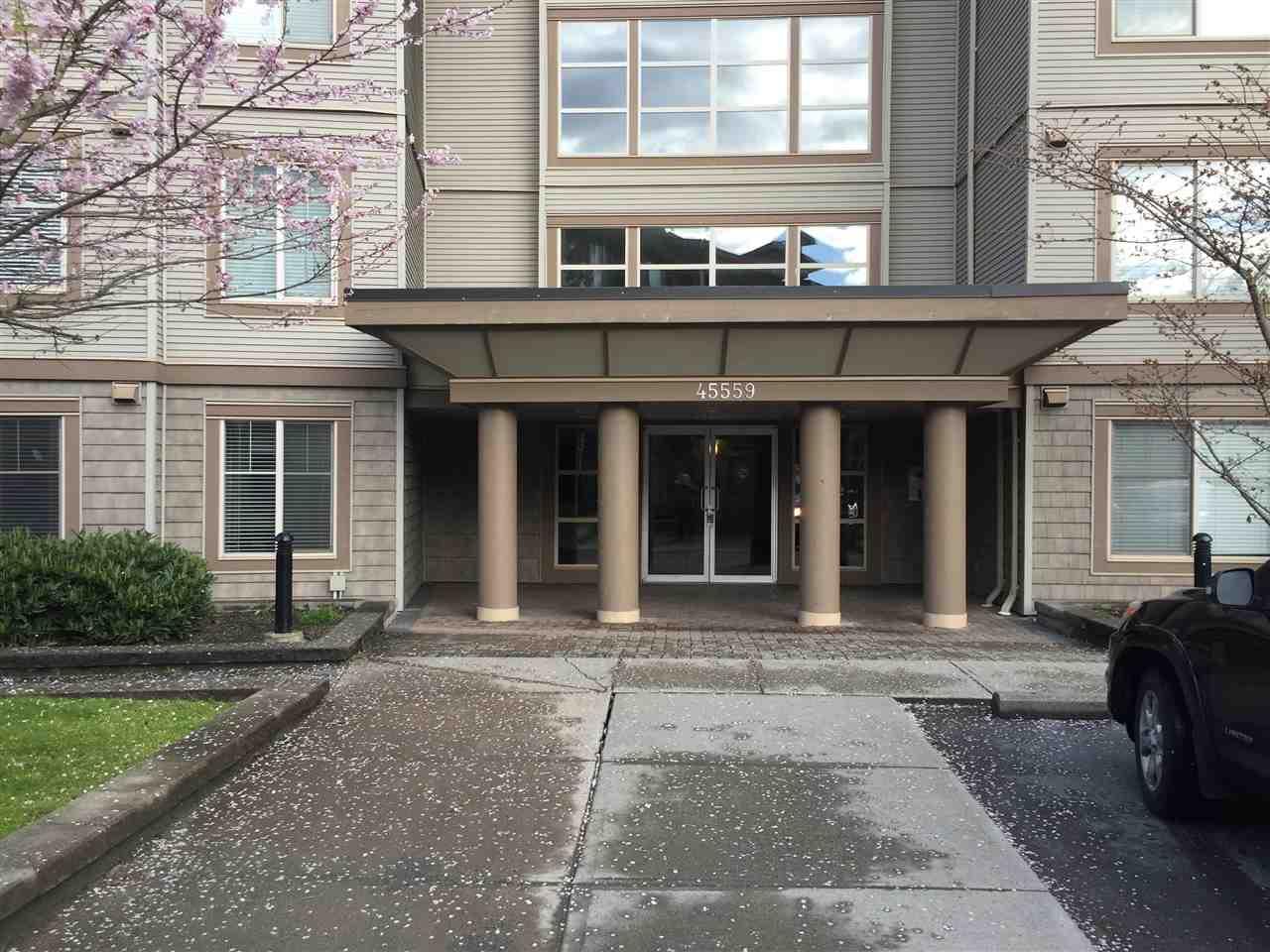 Buliding: 45559 Yale Road, Chilliwack, BC