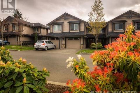 Townhouse for sale at 4699 Muir Rd Unit 113 Courtenay British Columbia - MLS: 452554