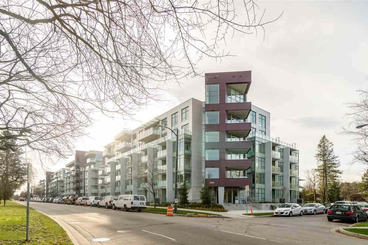 Buliding: 4963 Cambie Street, Vancouver, BC