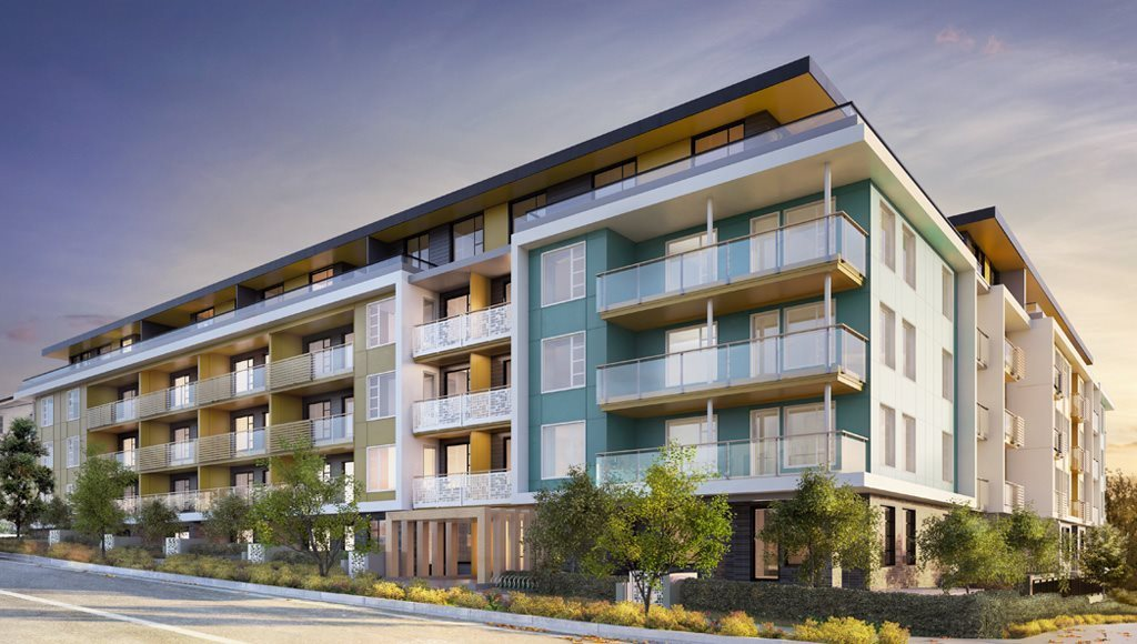 For Sale: 113 - 516 Foster Avenue, Coquitlam, BC | 1 Bed, 1 Bath Condo for $469,800. See 5 photos!