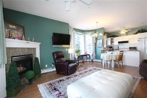 Condo for sale at 8 Country Village By Northeast Unit 113 Calgary Alberta - MLS: C4232493