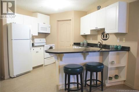 Condo for sale at 9700 92 Ave Unit 113 Grande Prairie Alberta - MLS: GP201057