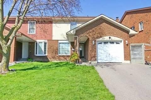 Townhouse for sale at 113 Ashford Ct Brampton Ontario - MLS: W4444095