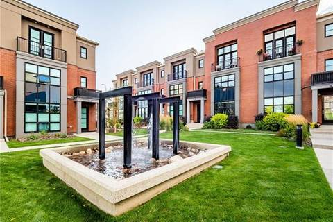 Townhouse for sale at 113 Aspen Meadows Hill(s) Southwest Calgary Alberta - MLS: C4281420