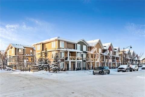 Townhouse for sale at 113 Auburn Bay Sq Southeast Calgary Alberta - MLS: C4278290