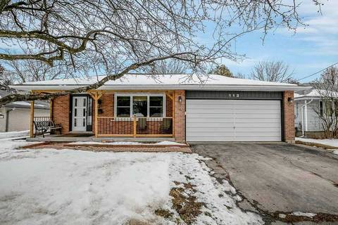 House for sale at 113 Bayview Dr Barrie Ontario - MLS: S4685977