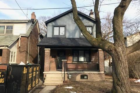 House for rent at 113 Bowmore Rd Toronto Ontario - MLS: E4684775
