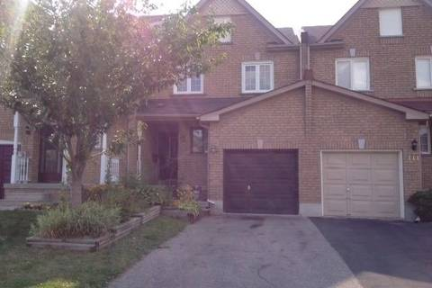 Townhouse for rent at 113 Brickyard Wy Brampton Ontario - MLS: W4543641