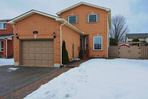 House for sale at 113 Clayton Cres Clarington Ontario - MLS: E4703651