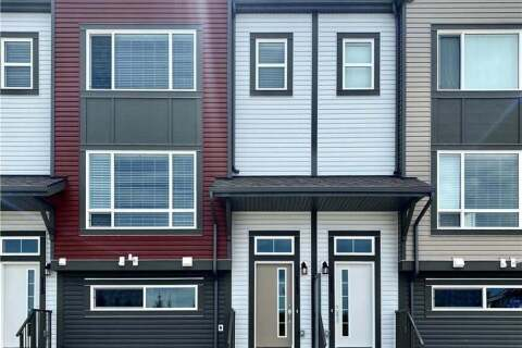 Townhouse for sale at 113 Copperstone Pk Southeast Calgary Alberta - MLS: C4301660