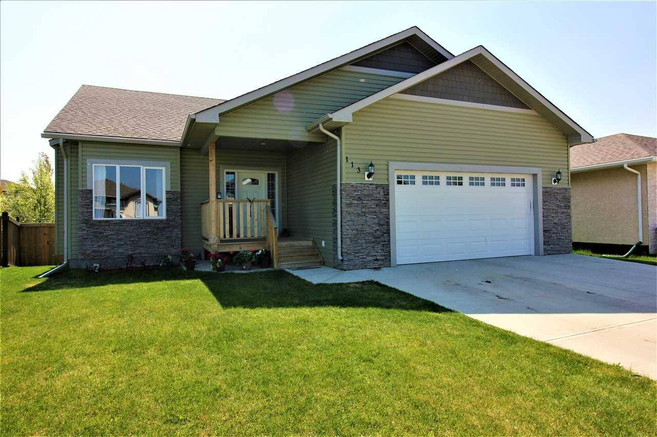 House for sale at 113 Cypress Dr Wetaskiwin Alberta - MLS: E4178541