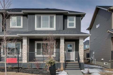 Townhouse for sale at 113 Evanston Hl NW Calgary Alberta - MLS: C4293264