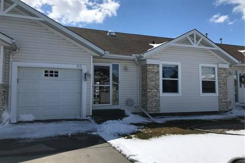 Townhouse for sale at 113 Freeman Wy Northwest High River Alberta - MLS: C4242455