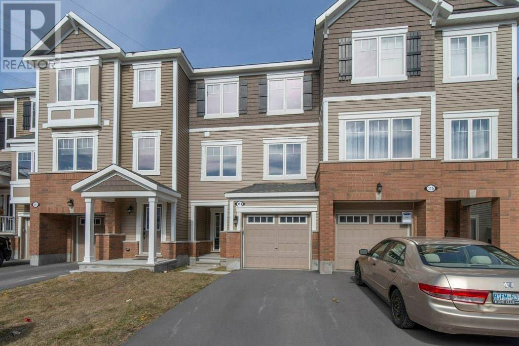 Townhouse for sale at 113 Gelderland Pt Kanata Ontario - MLS: 1187488