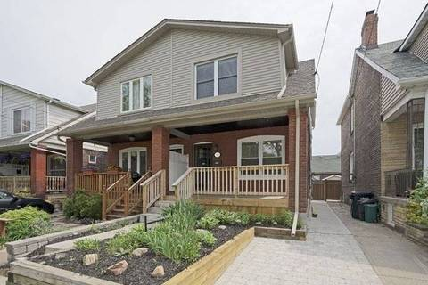 Townhouse for rent at 113 Glebemount Ave Toronto Ontario - MLS: E4729556