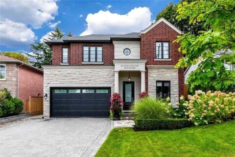 House for sale at 113 Highland Park Blvd Markham Ontario - MLS: N4774535