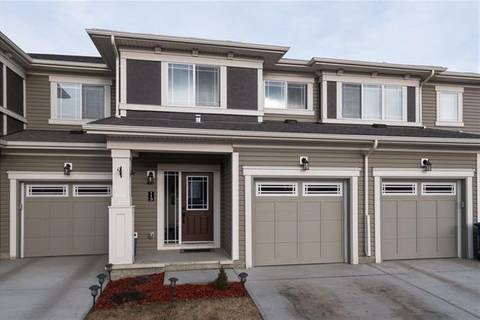 Townhouse for sale at 113 Hillcrest Sq Southwest Airdrie Alberta - MLS: C4221711