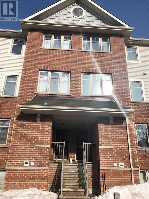 House for rent at 113 Keltie Pt Ottawa Ontario - MLS: 1183756