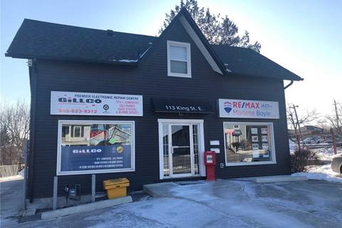 Commercial property for sale at 113 King St Unit 2 Clarington Ontario - MLS: E4692922