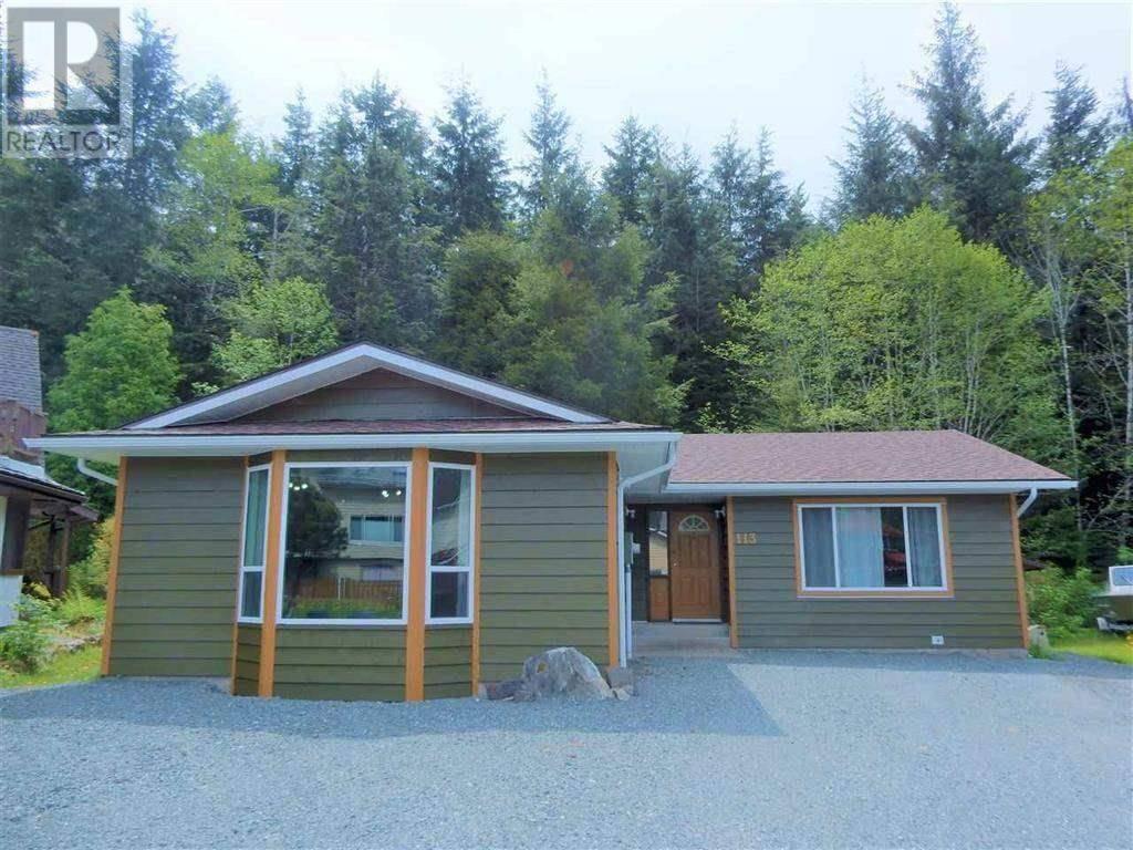 House for sale at 113 Kootenay Pl Prince Rupert British Columbia - MLS: R2429343