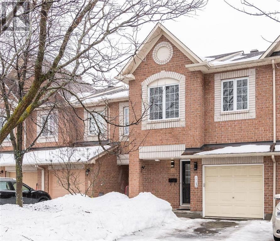 Townhouse for rent at 113 Landover Cres Kanata Ontario - MLS: 1185328