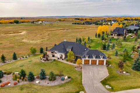 House for sale at 113 Mackenas Ln Rural Rocky View County Alberta - MLS: A1035510