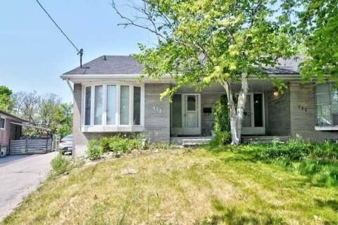 Townhouse for sale at 113 Marbury Cres Toronto Ontario - MLS: C4772885