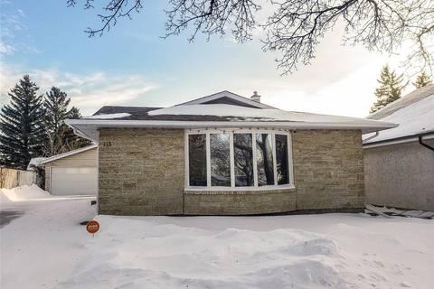 House for sale at 113 Mccarthy Blvd N Regina Saskatchewan - MLS: SK797438
