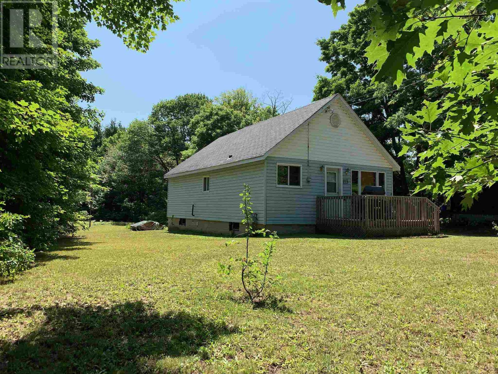 House for sale at 113 Mcqueen Rd Sault Ste. Marie Ontario - MLS: SM124823