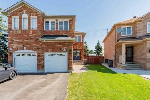 Townhouse for sale at 113 Mount Fuji Cres Brampton Ontario - MLS: W4809341