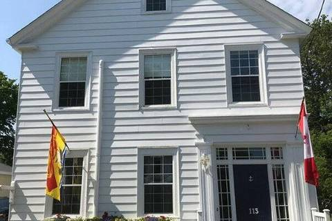House for sale at 113 Queen St Saint Andrews New Brunswick - MLS: NB019667