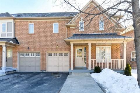 Townhouse for sale at 113 Saintsbury Cres Brampton Ontario - MLS: W4699373