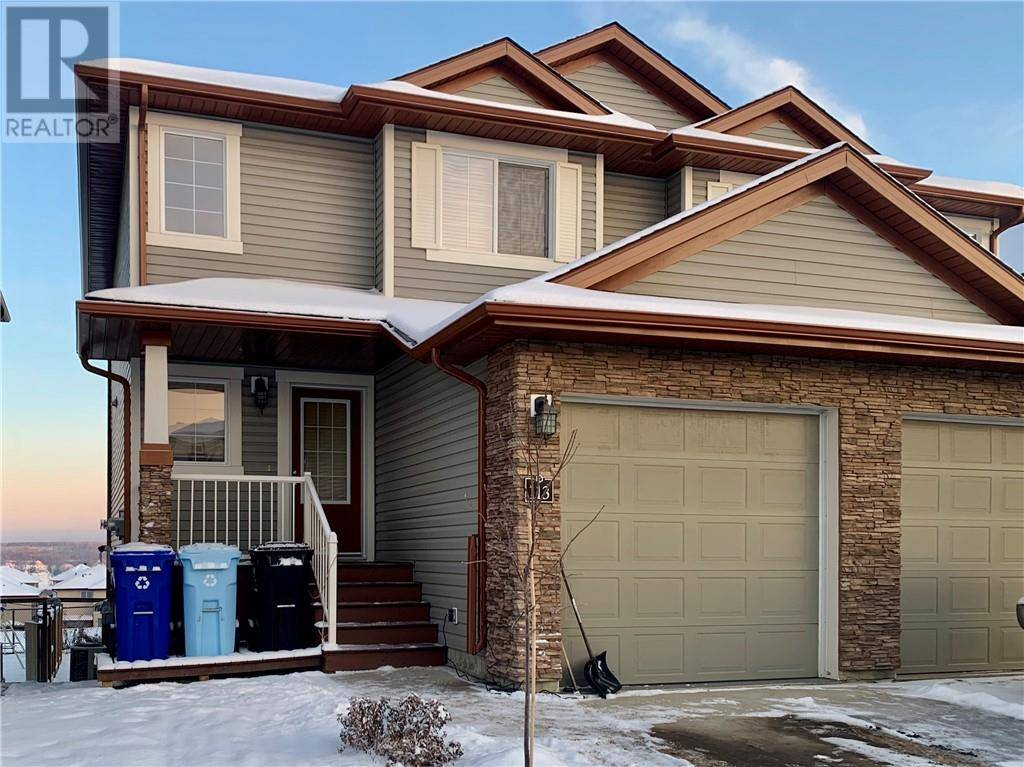 Townhouse for sale at 113 Sandstone Ln Fort Mcmurray Alberta - MLS: fm0180300