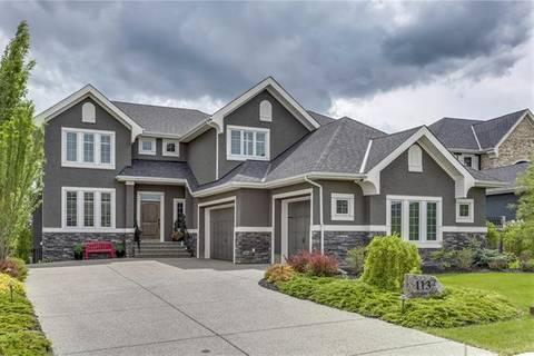 House for sale at 113 Silverado Ranch Manr Southwest Calgary Alberta - MLS: C4243443