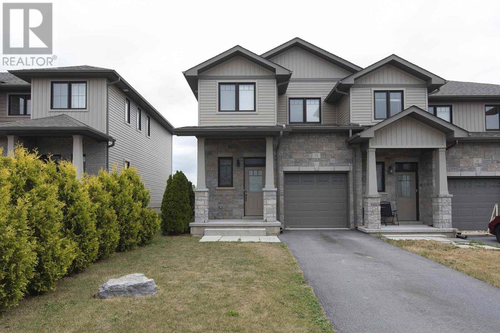 Townhouse for sale at 113 Simurda Ct Amherstview Ontario - MLS: K20003670